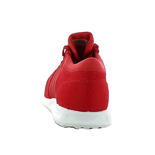 Adidas - Adidas Los Angeles Scarpe Rosse - Rojo, 33