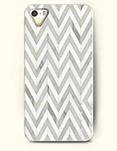 OOFIT Aztec Indian Chevron Zigzag Pattern Hard Case for Apple iPhone 4 4S