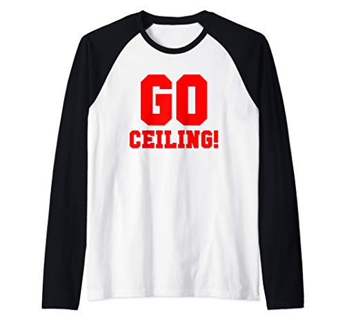 Last Minute College Halloween Costumes (Funny Last Minute Group Halloween Costumes Go Ceiling Fan Raglan Baseball)