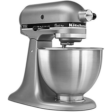 Classic Series 4 5 Qt Tilt Head Stand Mixer By KitchenAid