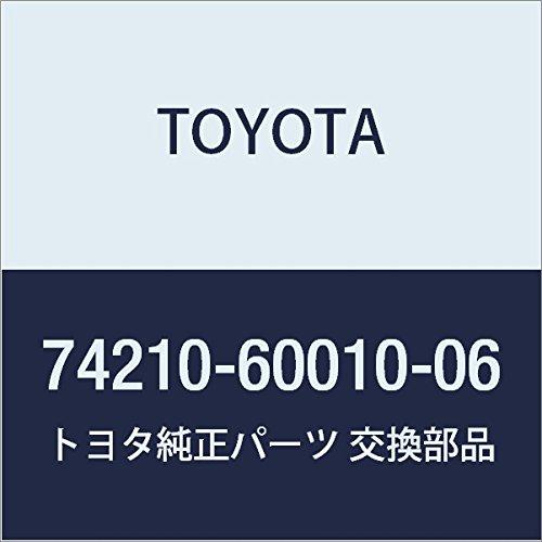 TOYOTA 74210-60010-06 Armrest Assembly