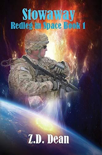 Stowaway (Redleg in Space Book 1) by [Dean, Z.D.]