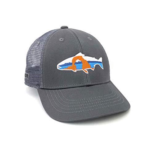 RepYourWater Utah Delicate Arch Mesh Back Hat