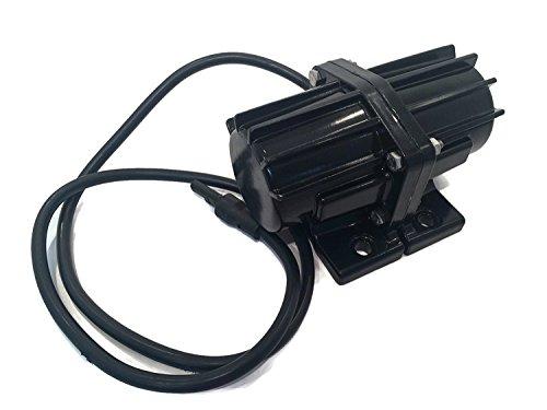 Salt sand vibrator motor 200 lb for buyers snowex for Meyer salt spreader motor