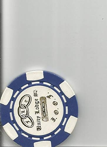 $1 unity lodge #3 fantasy casino chip token ()