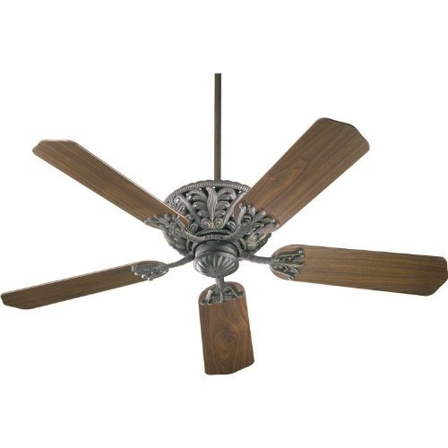 Quorum 85525-95, Windsor Old World Energy Star 52'' Ceiling Fan by Quorum