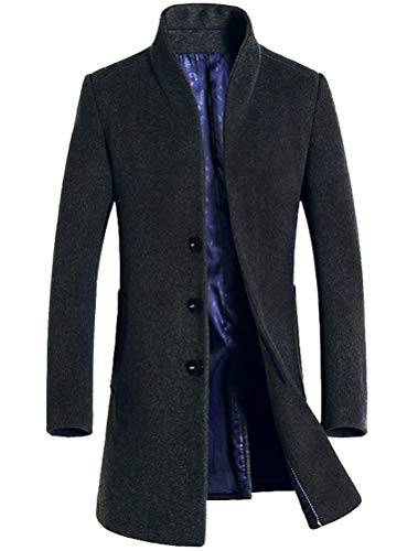 Mordenmiss Men's French Woolen