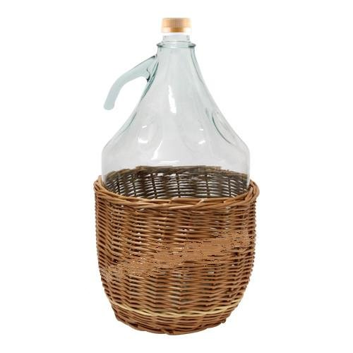 Compra Botella de cristal botella de vidrio globo gärballon vasos ...