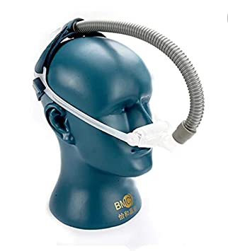 Máscara de almohadas para dormir HR para respirador automático, anti ronquidos, 3 tamaños, cojines, almohadones, anti ronquidos
