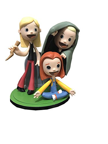 Buffy The Vampire Slayer & Friends Artist Series Figure - Loot Crate DX (Figurines Buffy)