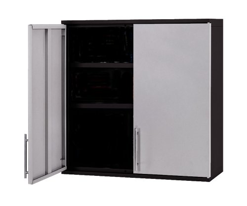 UPC 085529012505, Stack-On GORTA-1250 Wall Cabinet with Full Length Doors Ready-to-Assemble