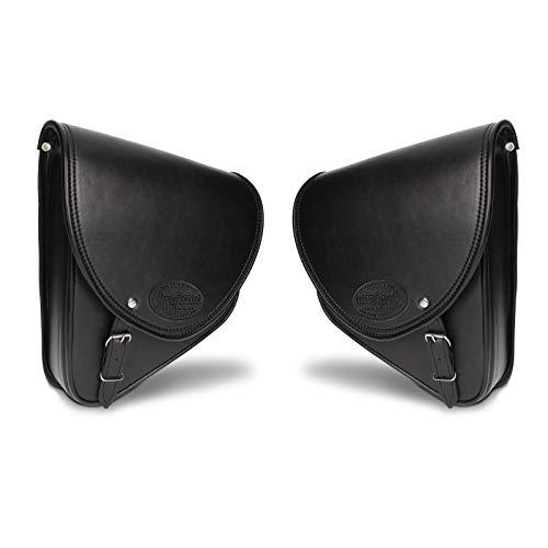 Shadow 750 Black Spirit Arizona black Saddlebags Pair Honda Rebel CMX 500