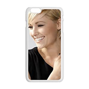Happy Model Helene Fischer Cell Phone Case for Iphone 6 Plus