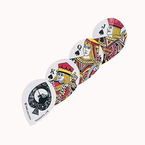 Dardos picas cartas