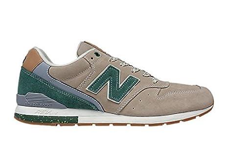 New Balance, Uomo, 996, Suede, Sneakers, Beige, 40.5 EU