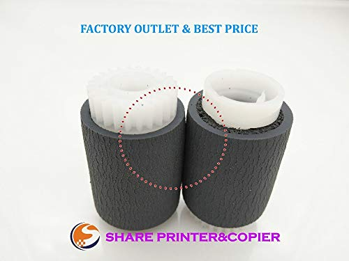 000 Pickup Paper - Printer Parts 5X Rm1-0036-020 Rm1-0036-000 Rm1-0036 Paper Pickup Roller for Hp 4700 4730 4005 4200 4250 4300 4345 4350 5200 M600 6015 806