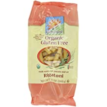 Bionaturae Rigatoni Gluten Free Pasta, 12-Ounce (Pack of 4)