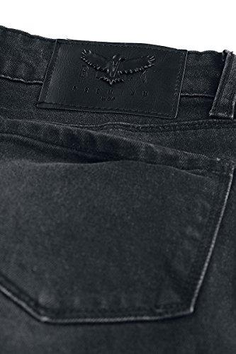 Premium Jean EMP Black Noir Noir Skarlett Femme by dOIgnwq7