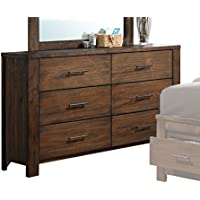 ACME Furniture 21685 Merrilee Dresser, Oak