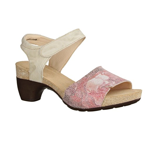 Think! 80573-33 - Sandalias de vestir para mujer 33 ROSA/KOMBI