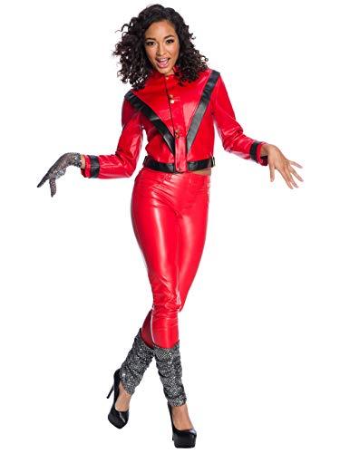 Womens Premium Michael Jackson Costume - S ()