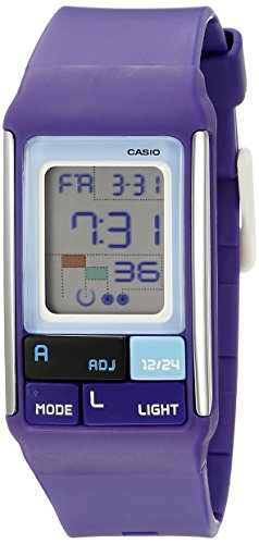 Casio LDF 52 6ADR Poptone Purple Multifunction