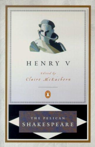 Book cover for Henry V