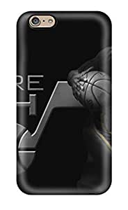 DanRobertse Case Cover For Apple Iphone 6 4.7 Inch Well-designed Hard Case Cover Utah Jazz Nba Basketball (37) Protector
