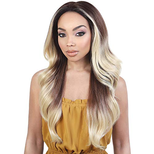 (Motown Tress Synthetic Hair Lace Front Wig Spin Part 6