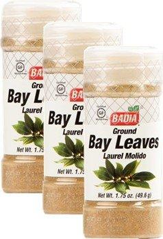 Badia Bay Leaves Ground 1.75 oz Pack of 3