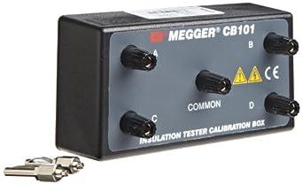 Megger CB101 Calibrated Check Box for 5kV Insulation Tester