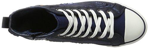 Preu en Sneaker Collo Toe Blue aus a Alto Hanna Blau Donna Sequin cap Fritzi 5qwHEB