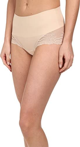 SPANX Women's Undie-Tectable Lace Hi-Hipster Panty
