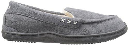 Pantofola Janine Da Donna Lato Nord Grigio