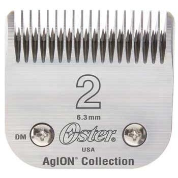 Oster® Detachable Blade Size 2 Fits Classic 76, Octane, Model One, Model 10, Outlaw Clippers - Osters Classic 76 Clippers
