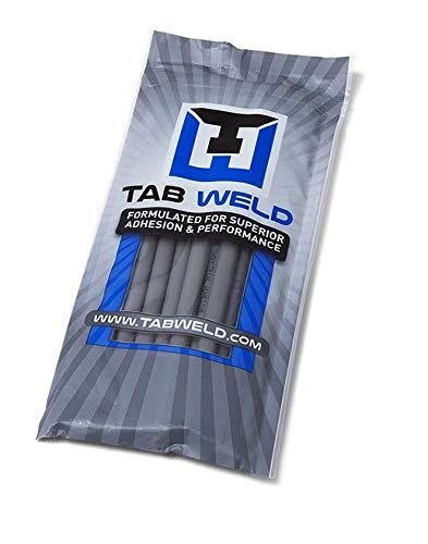 DentMagicTools.com TabWeld Hot melt PDR Glue 10 Sticks Tab Weld for Paintless Dent Repair (Best Pdr Glue Sticks)