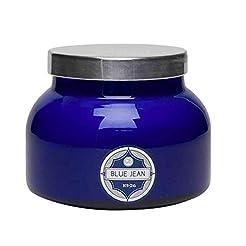 Aspen Bay Capri Blue Signature Jar Candl...