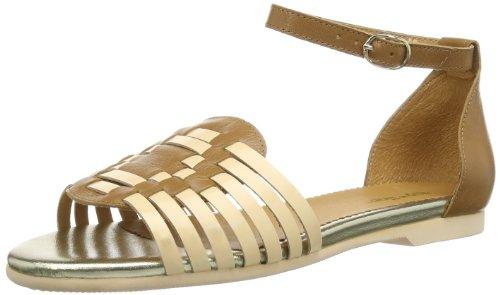 flip*flop Azteca - Sandalias Mujer Marrón (Braun (brown sugar 833))