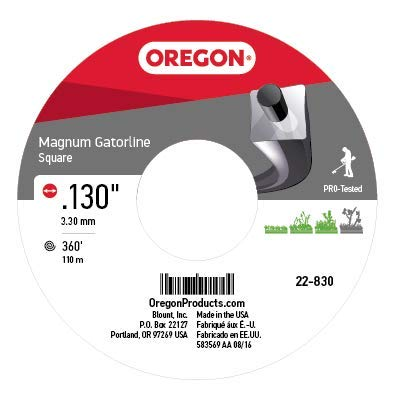 Oregon 22 - 830 Gatorline Heavy-Duty Magnum Profesional ...