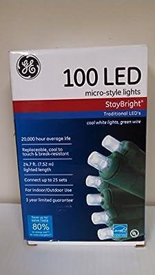 Ge Micro Mini Led Light Set
