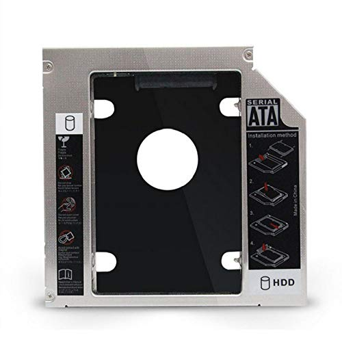 Bahía de Unidad de Disco Duro de 12.7 mm Sata3 Notebook Optical ...