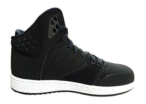 Nike Jordan 1 Flight 4 Premium GG Kinder Sneaker Schwarz