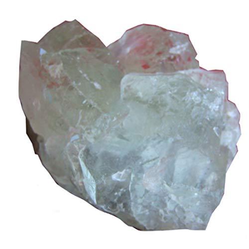 Gemquartz Ham7105 Green Glassy Fluorite Cubes Cluster