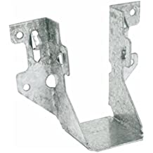 Simpson Strong Tie LUS24Z ZMAX Galvanized 2x4 Double Shear Face Mount Joist Hanger 100-per box
