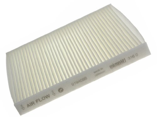 - BMW X5/6 2007+ Cabin Recirculated Air Filter Paper OEM Corteco