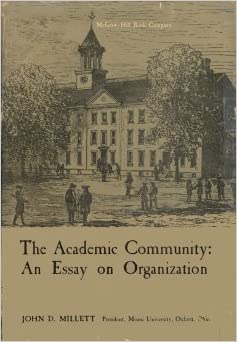 organization and administration in higher education essay One hundred great ideas for higher education american higher education's flagship organization and in the obama administration regulations that aim to.