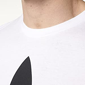 Adidas Men's Trefoil Tee, X-Large, White