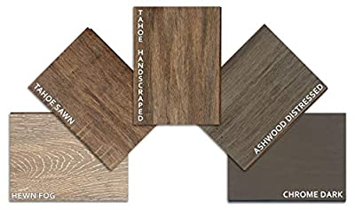 Hardwood Bamboo Flooring - 5 Color Sample Pack - Glorious Greys by Ambient Bamboo