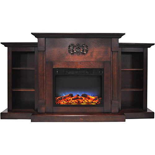 Cheap Hanover Classic Electric Fireplace 72