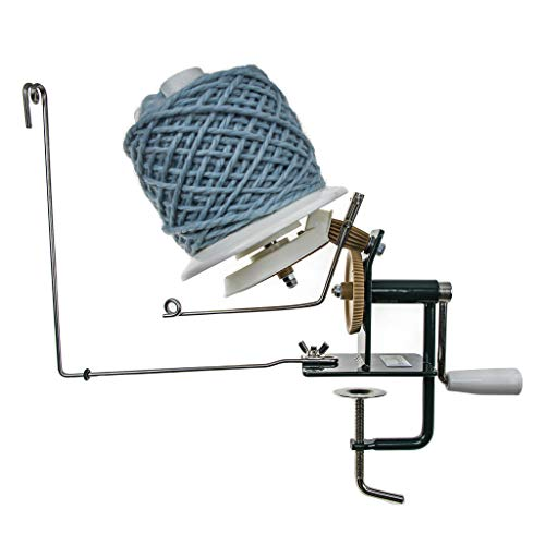 Stanwood Needlecraft Large Metal Yarn/Fiber/Wool/String Ball Winder, 10-Ounce by Stanwood Needlecraft (Image #4)